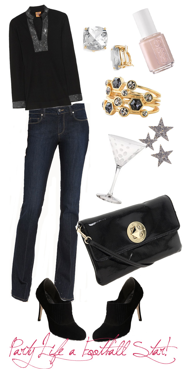 Virtual Outfits: Superbowl