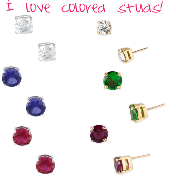 Daily Deal: Colorful Studs