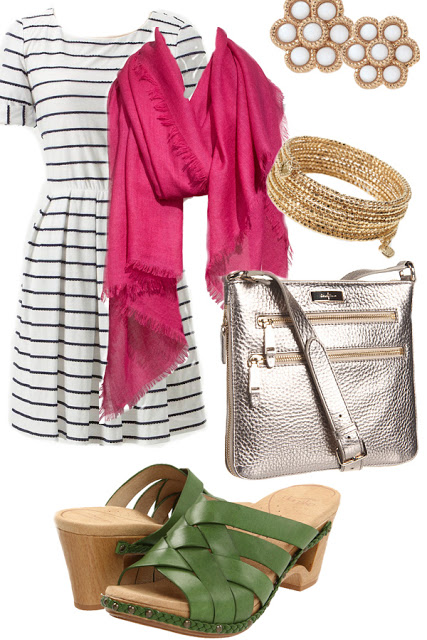 Virtual Outfit: Vacation in Italy