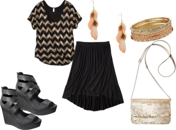 Virtual Outfit: Date Night Look for $100