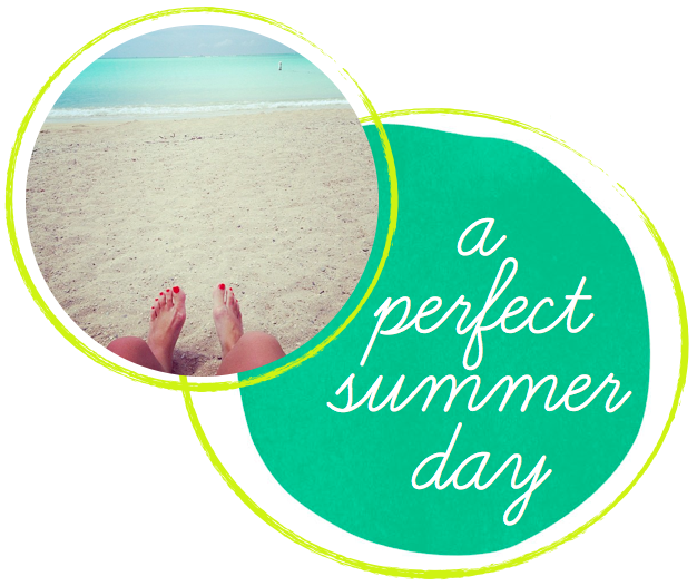 Ashley's: Perfect Summer Day!