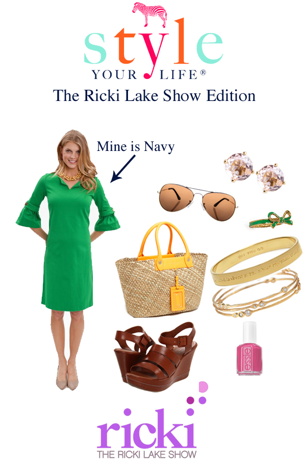 What to Wear : To the Ricki Lake Show