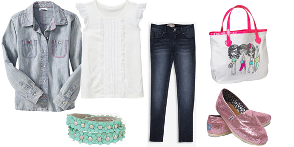 Back to School: California Girl Outfits!