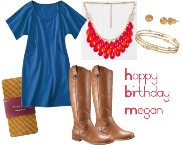 Happy Birthday Megan