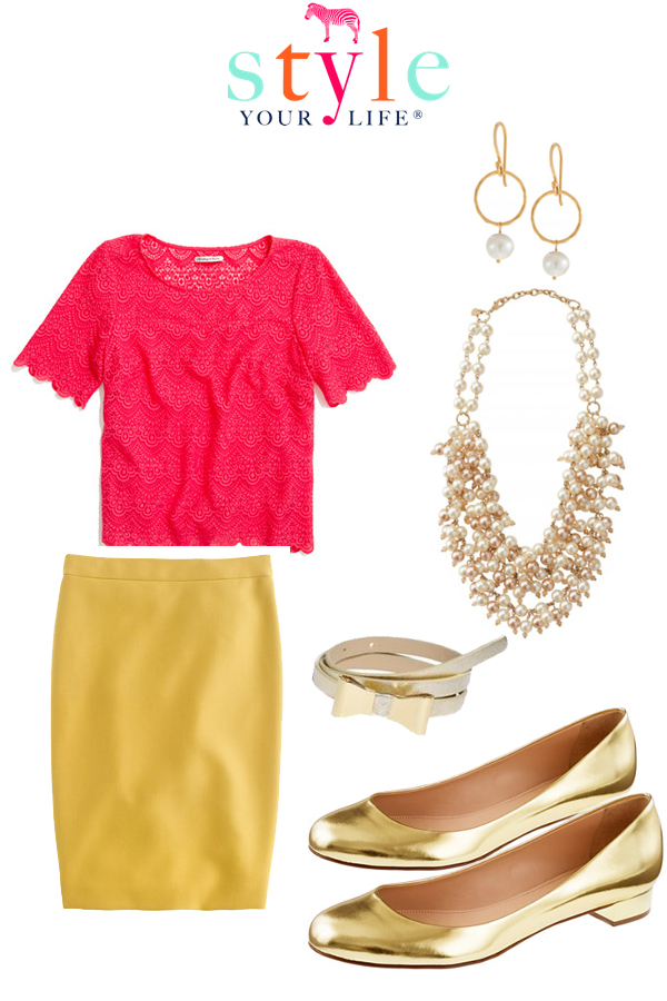 30 Fall Essentials: Pencil Skirt #3