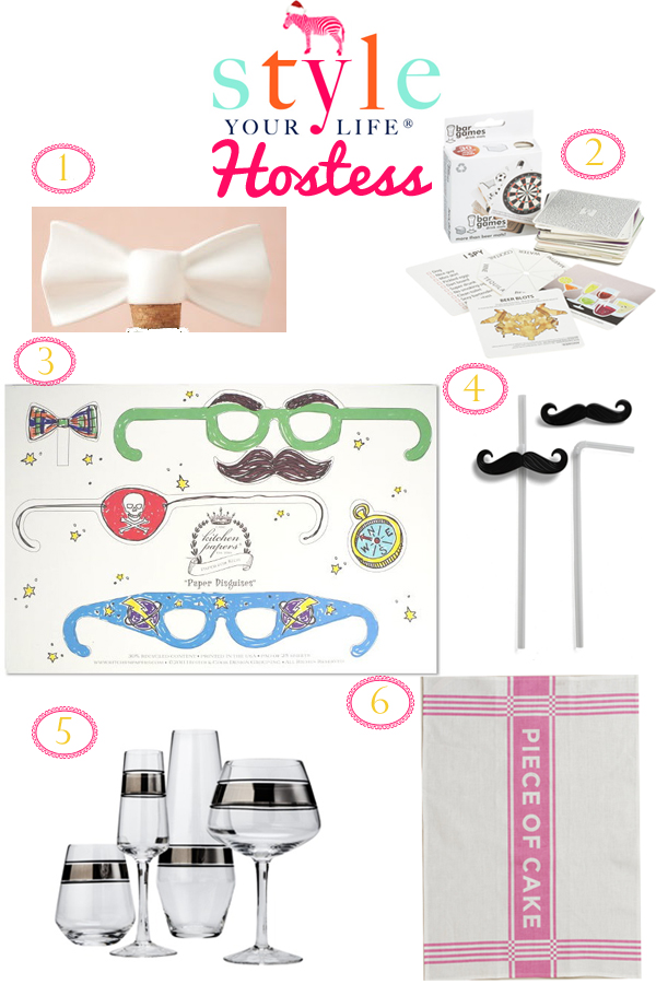 Stylish Gift Guide: Hostess