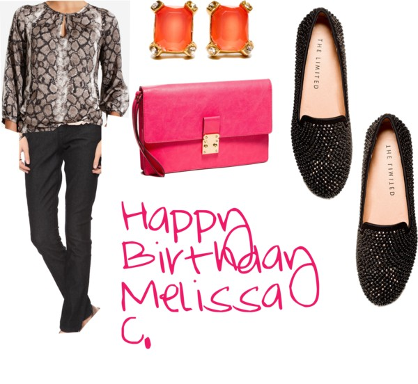 Happy Birthday Melissa C.