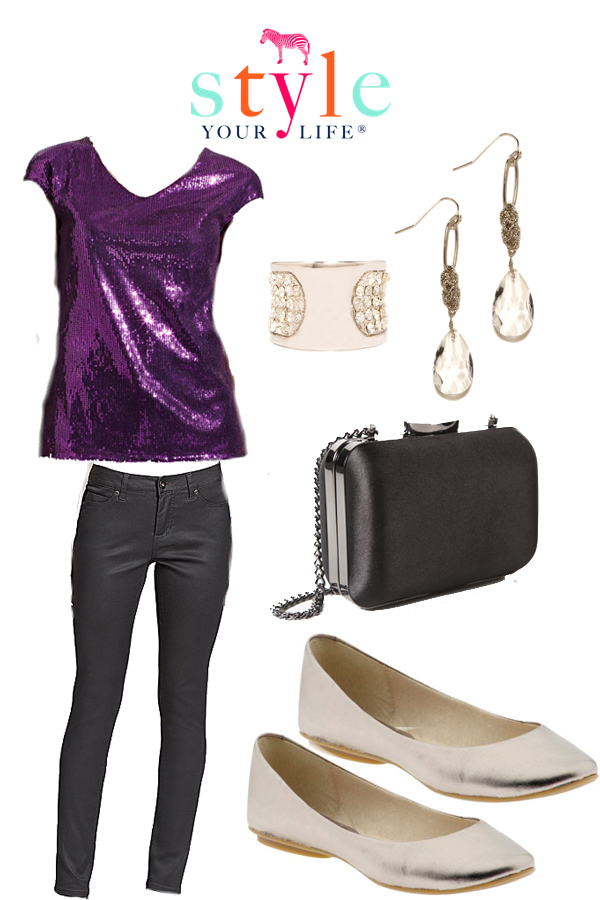 Virtual Look: Night Out!