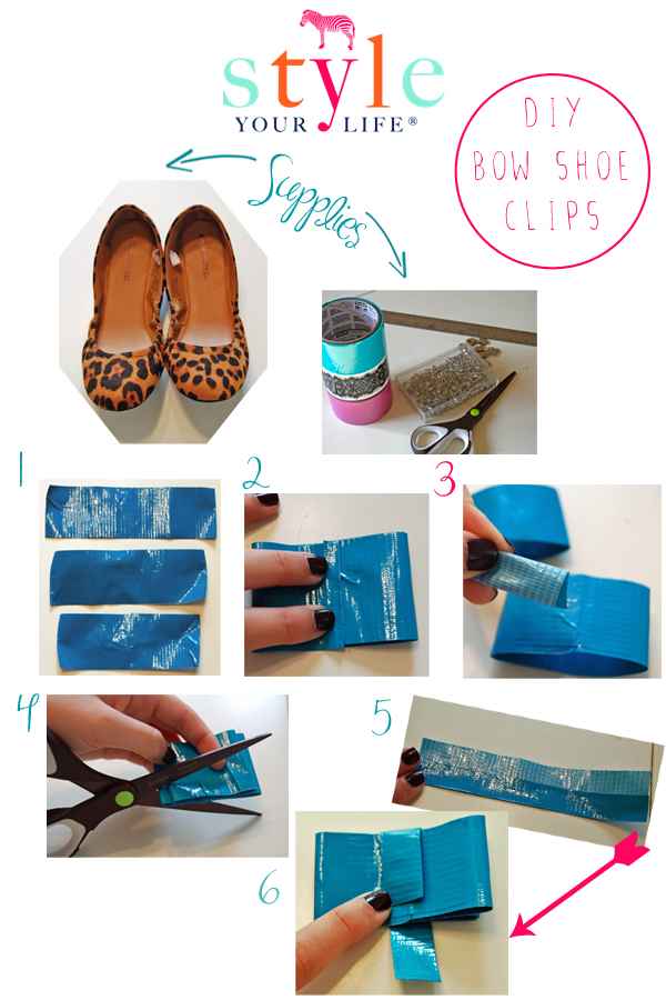 Back To School DIY: With Scotch Duct Tape Bows!!