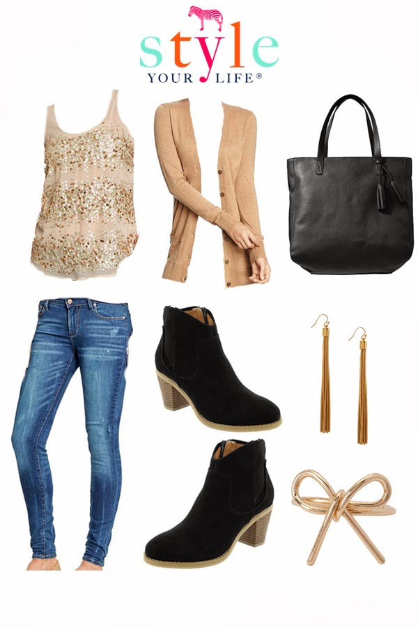 Happy Birthday Megan : Virtual Outfit-  Traditional Glam Budget