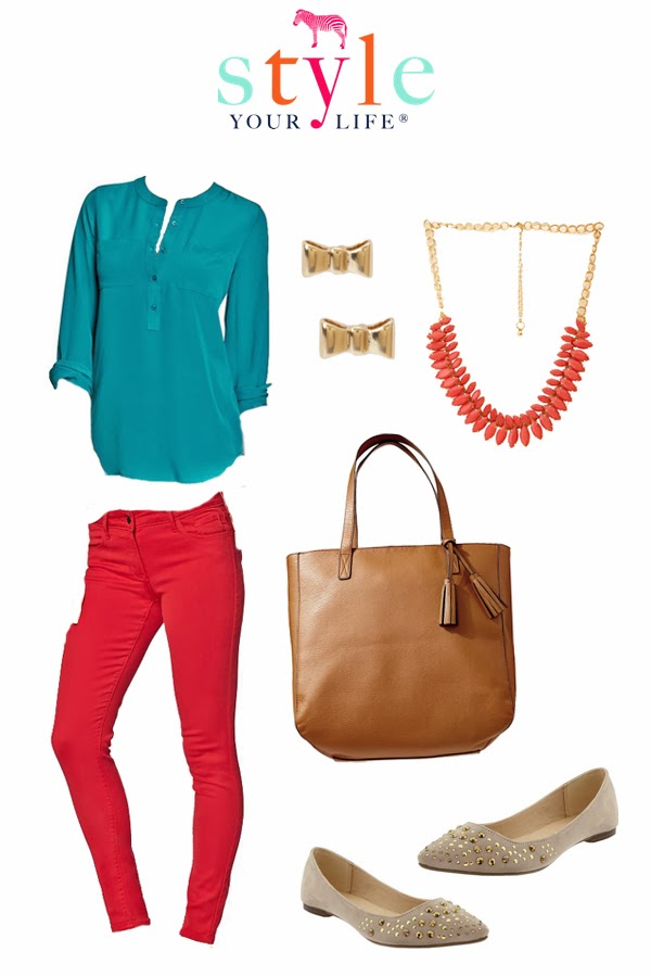 Happy Birthday Kendra- Fall Colorful Outfit