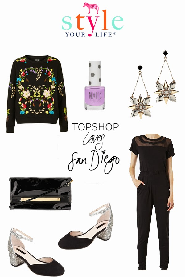 TOPSHOP LOVES SAN DIEGO EVENT