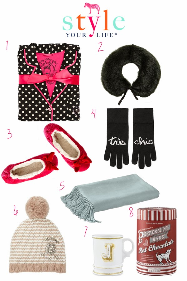 Holiday Gift Guide: Cozy