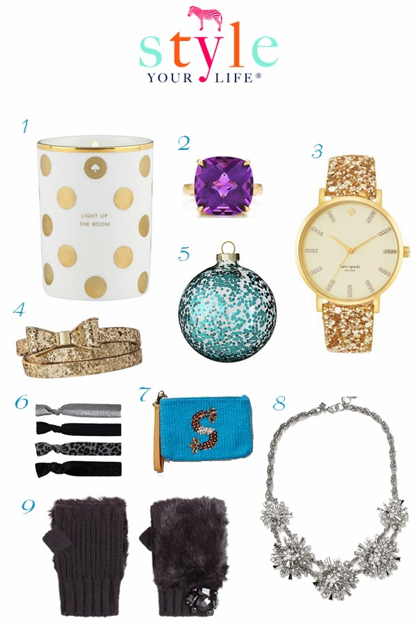 Holiday Gift Guide: Sparkle