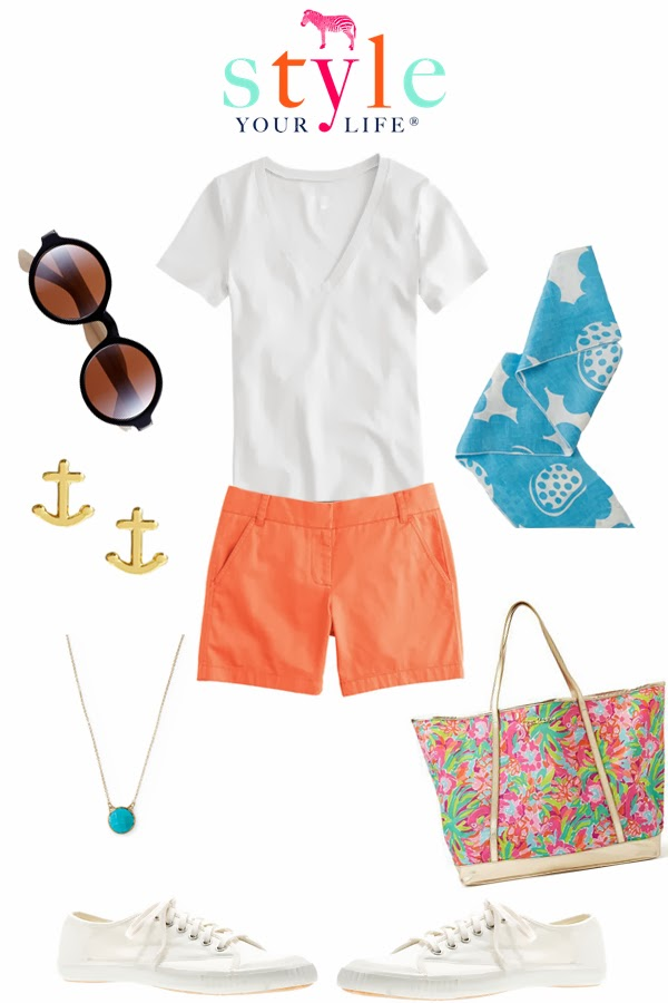 What to Wear on a Cruise: Excursion