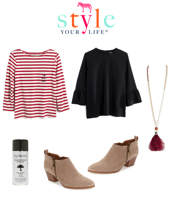 SYL Offical Capsule Wardrobe: October Shopping Guide