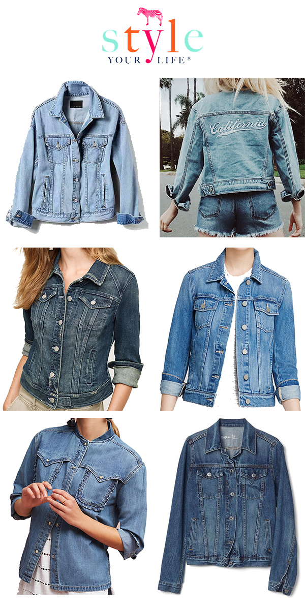 Denim Jacket Shopping Guide