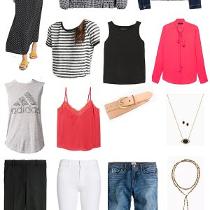 Fall Transitional Capsule Wardrobe